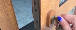 Walworth locks change